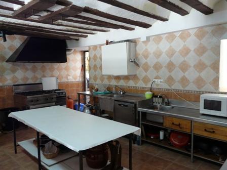 Casa Rural La Fabrica de Nace El Rio