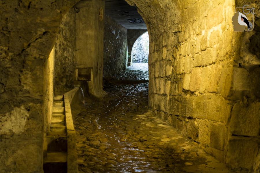 boveda ruinas de santa maria