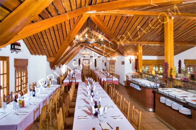 Hotel Rural Los Enebros en Cazorla