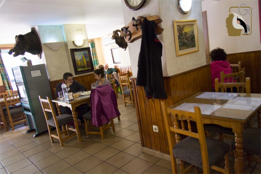 Restaurante Arroyo Frio