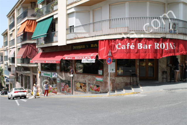Cafe-Bar Rojas